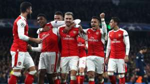 Arsenal Champions League