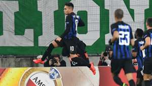 Lautaro Martinez Rapid Wien Inter Europa League