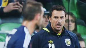 Paul Okon Central Coast Mariners A-League