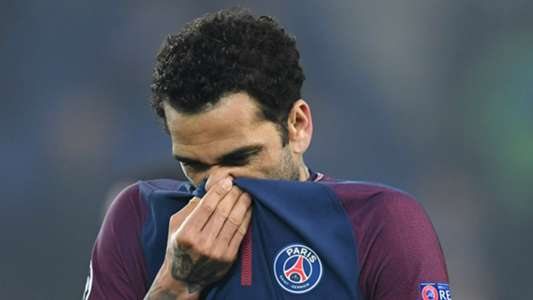 Dani Alves PSG Paris Saint-Germain