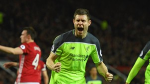 HD James Milner Manchester United Liverpool