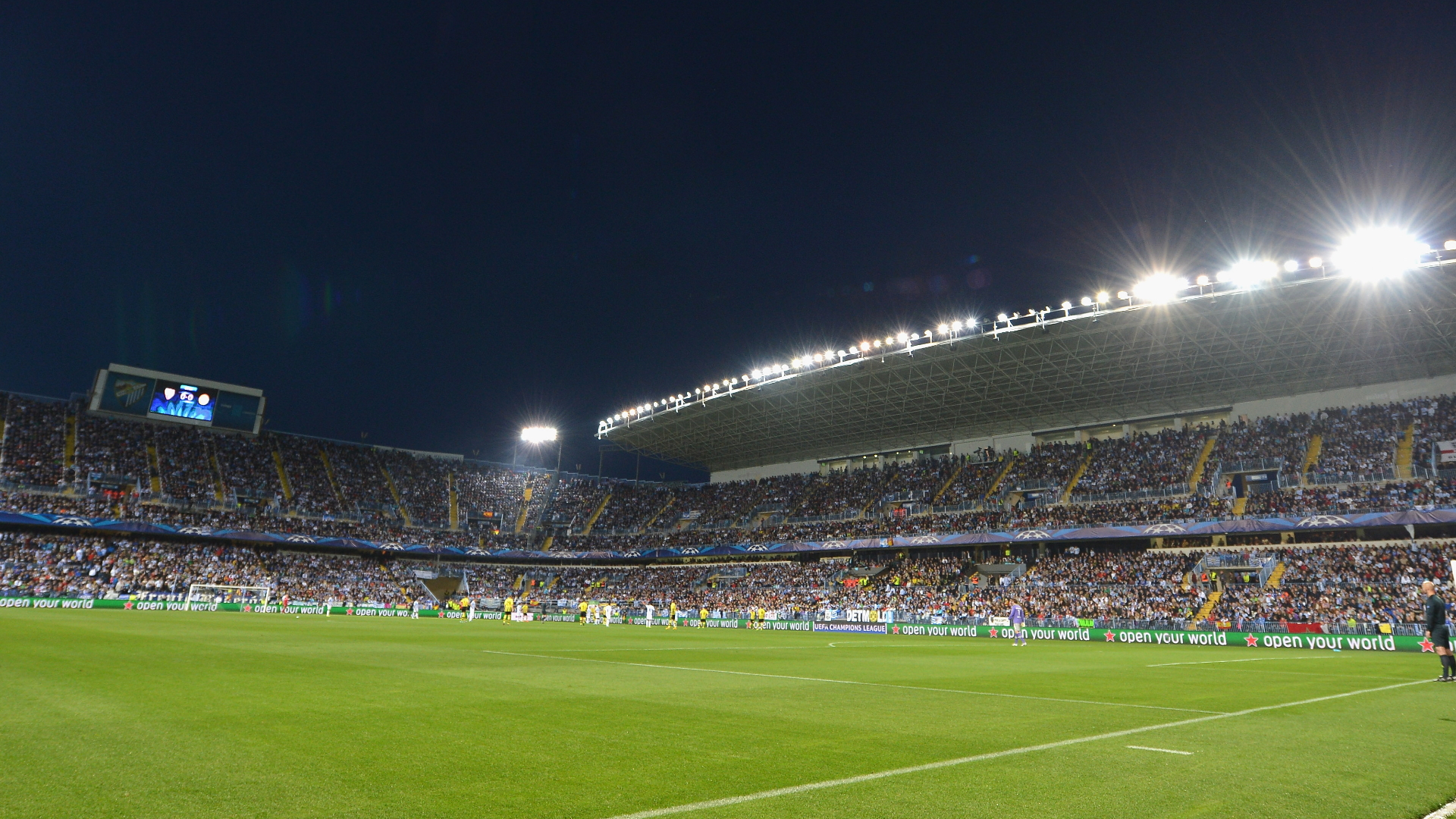 Malaga request upcoming game with Cadiz to be rescheduled due to lack of available players