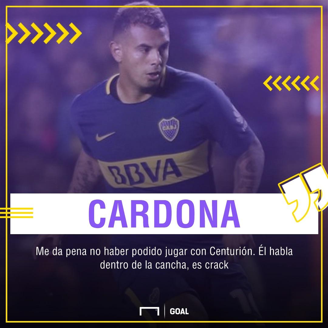 PS Edwin Cardona Centurion Boca 070817