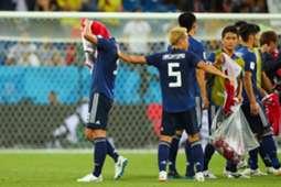 Japan Belgium World Cup 2018