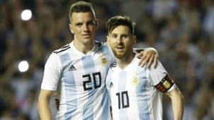 Lo Celso Messi Argentina