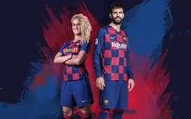 Nueva camiseta Barcelona 2019 2020