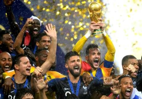 Elemzés: Nem most bizonyították, de a franciáké volt a vb legjobb csapata
