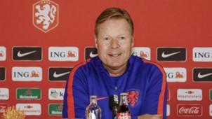 Ronald Koeman, Nederland, 03192018
