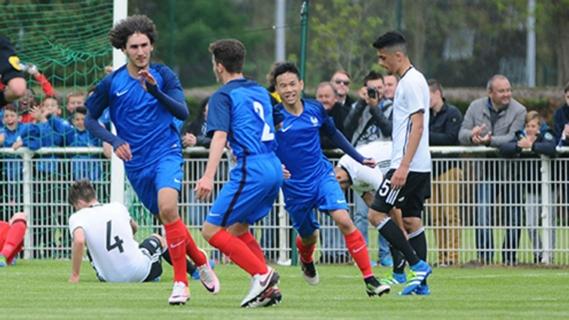 Adli France U17 PSG