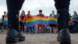 Police LGBTI Russia