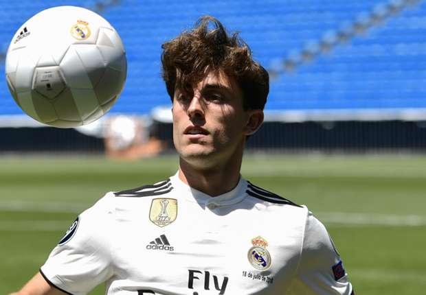 Real Madrid, Odriozola rêve de faire ses débuts face à son ancien club