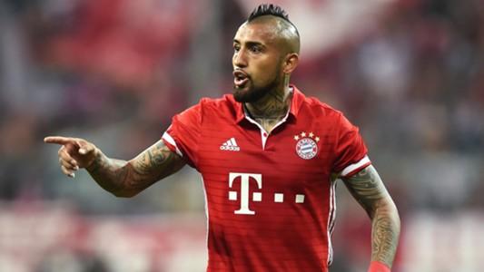 Arturo Vidal Bayern Munich Champions League