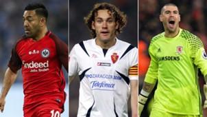 Fabián, Milito, Valdés