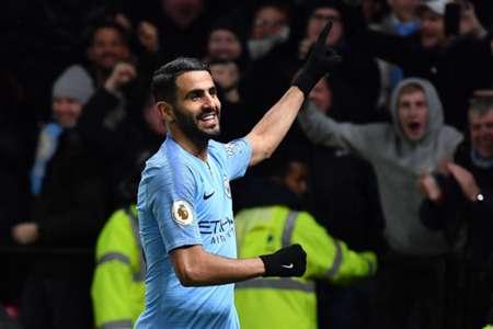 Riyad Mahrez - Manchester City 2018
