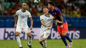 Argentina Colombia Copa America 2019 Pizarro Lo Celso James 150619