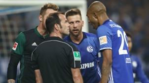 Naldo FC Schalke 04 Bayern Munchen Bundesliga 19092017