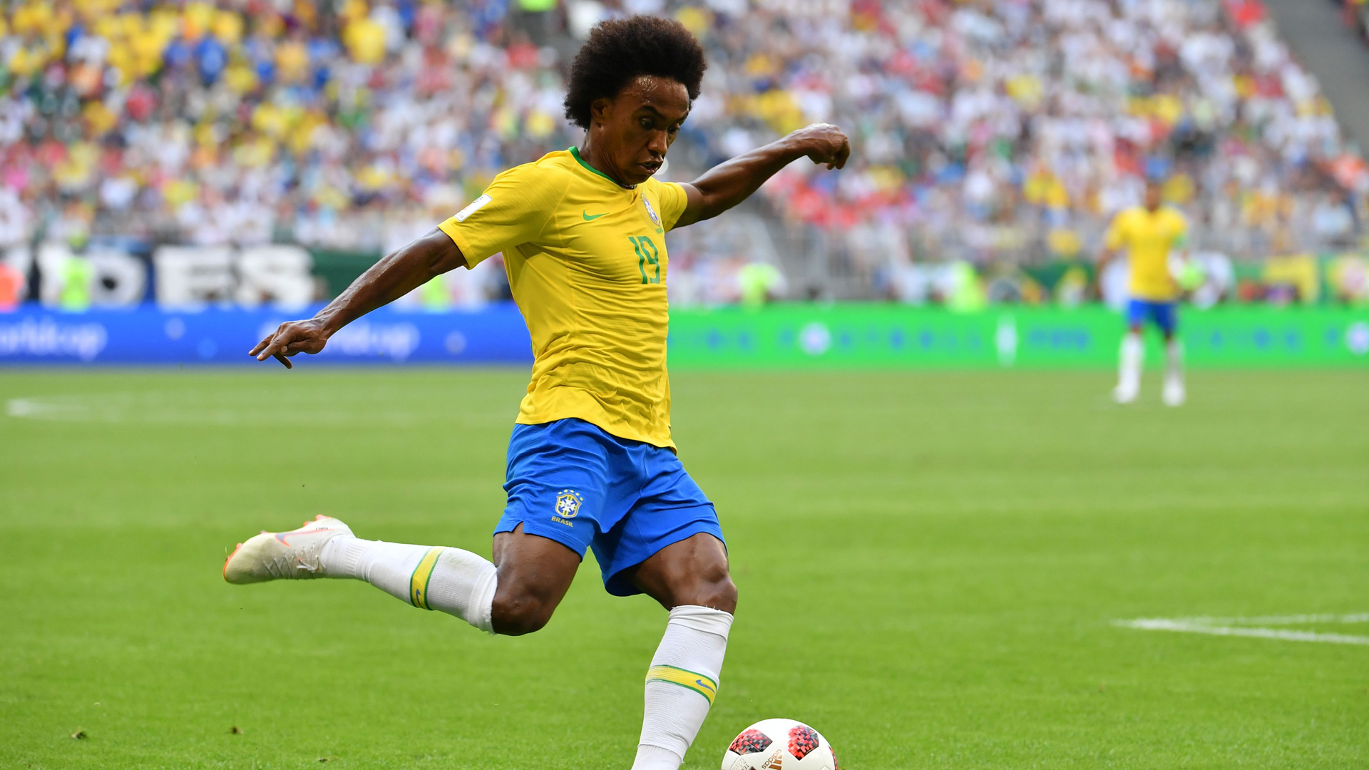 Willian-Brasilien
