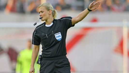Bibiana Steinhaus, german referee