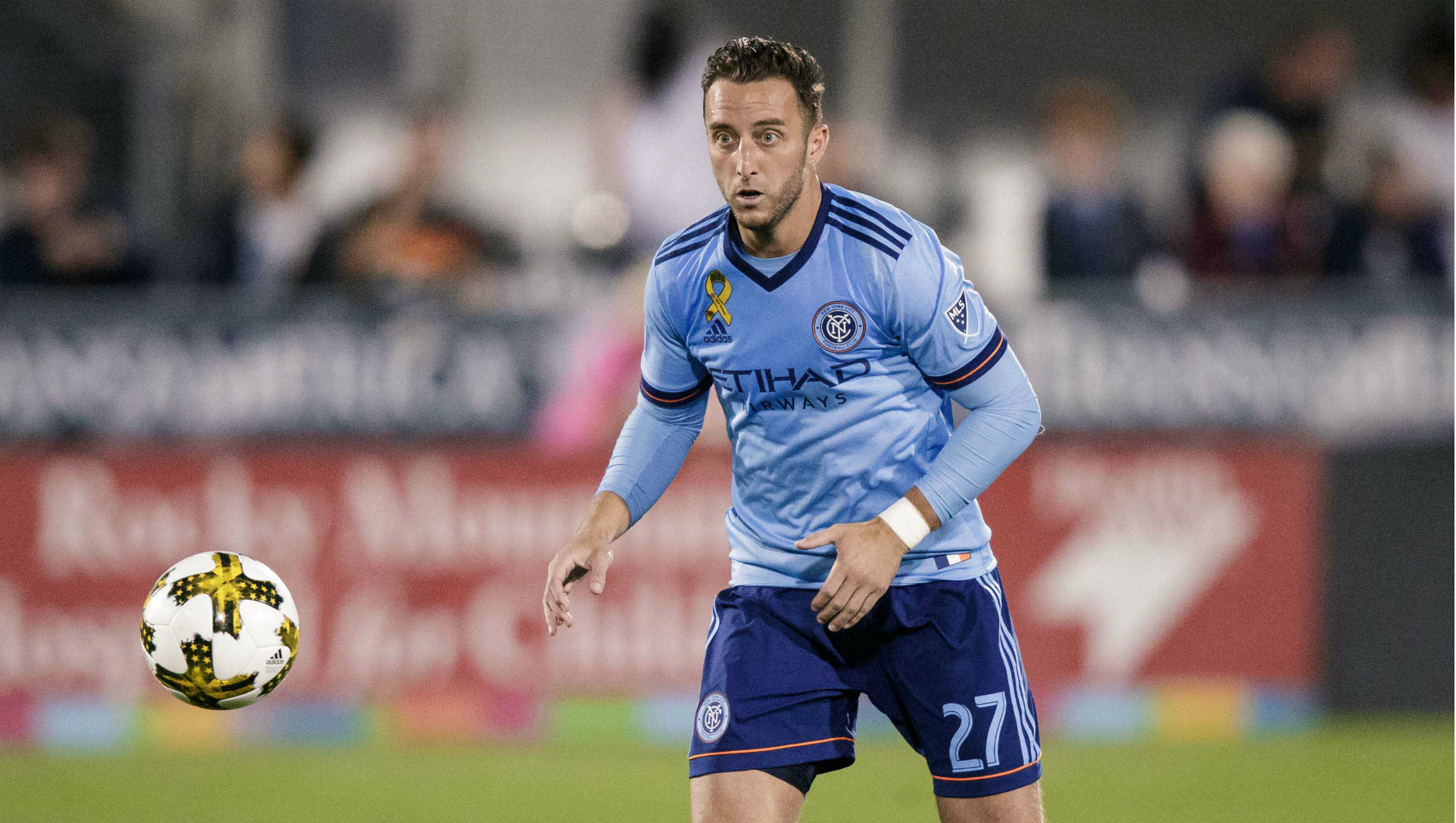 R.J. Allen New York City FC