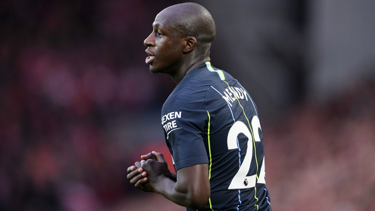 Mendy vows to 'give everything' for Guardiola as he hails Man City boss