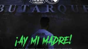 Leganes Cristiano Ronaldo