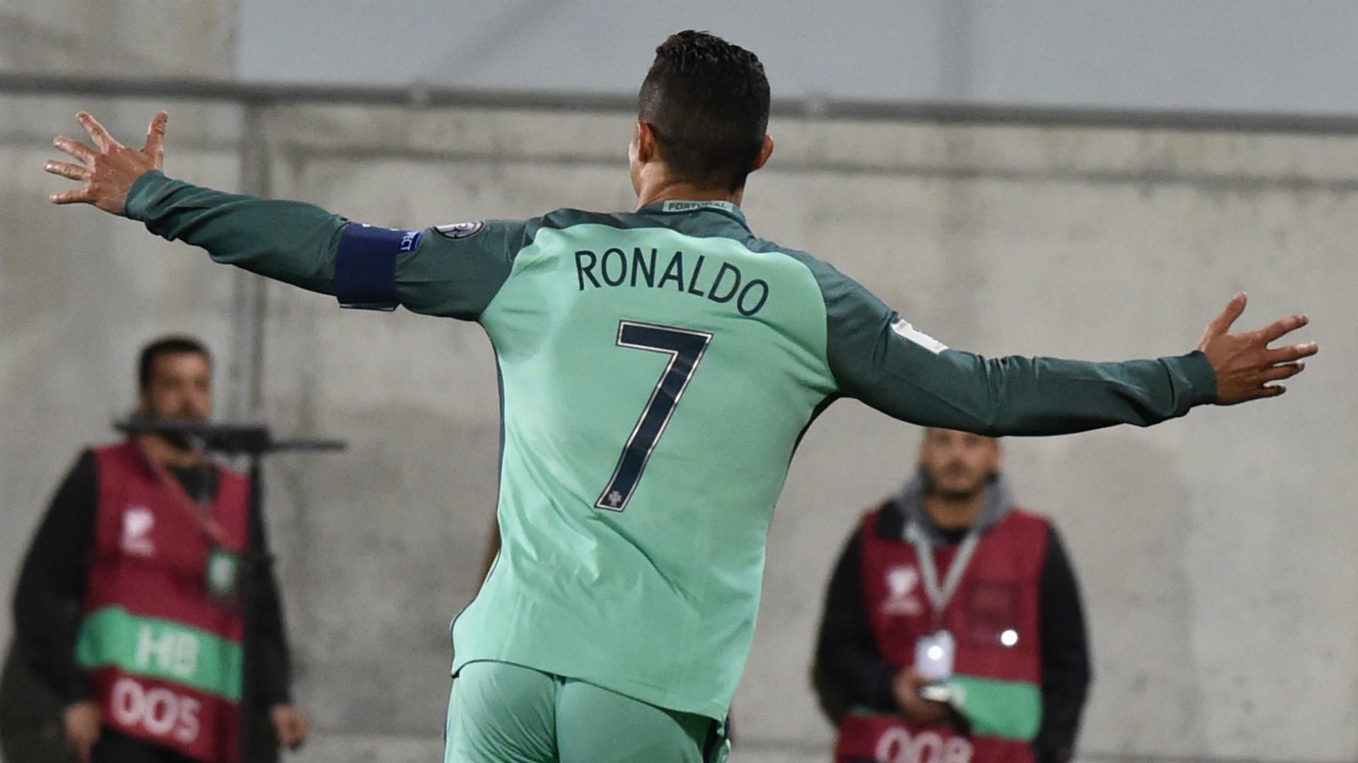 Cristiano Ronaldo Portugal Andorra