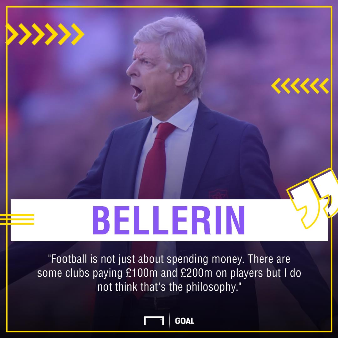 Hector Bellerin Arsenal spending