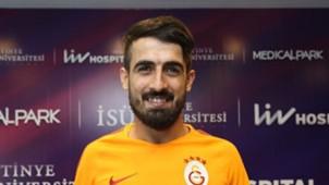Mugdat Celik Galatasaray