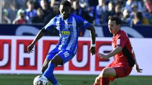 Javairo Dilrosun Hertha BSC Bundesliga 10212018