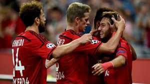 Bayer Leverkusen UCL 2015
