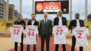 William Vainqueur Cesc Fabregas Naldo Fode Ballo Toure Monaco 16012019