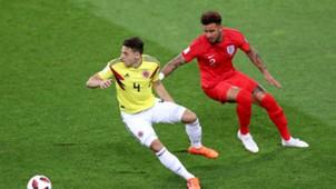 Santiago Arias Colombia England WC Russia 03072018