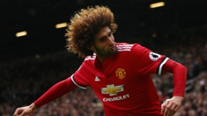 Marouane Fellaini Manchester United