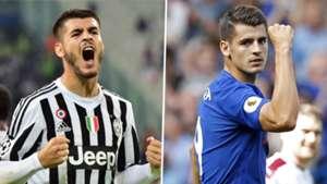 Alvaro Morata Juventus Chelsea