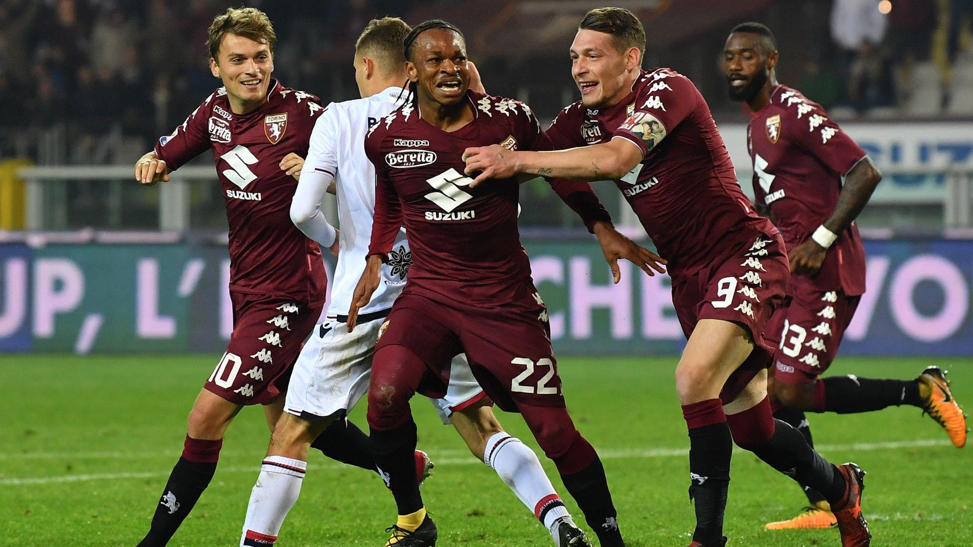 Joel Obi goal Torino Cagliari