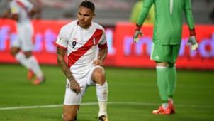 Paolo Guerrero Peru 10102017