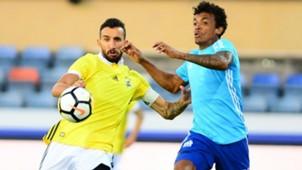 Mehmet Topal Luiz Gustavo Fenerbahce Marseille Friendly 07152017