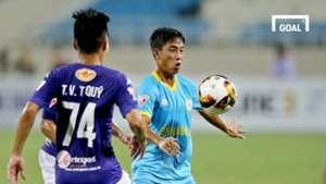 Hà Nội FC Sanna Khánh Hoà BVN Vòng 16 V.League 2017