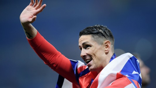 Fernando Torres Atlético Madrid Europa League 16 05 2018
