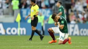 Chicharito Hernández Selección mexicana 170618