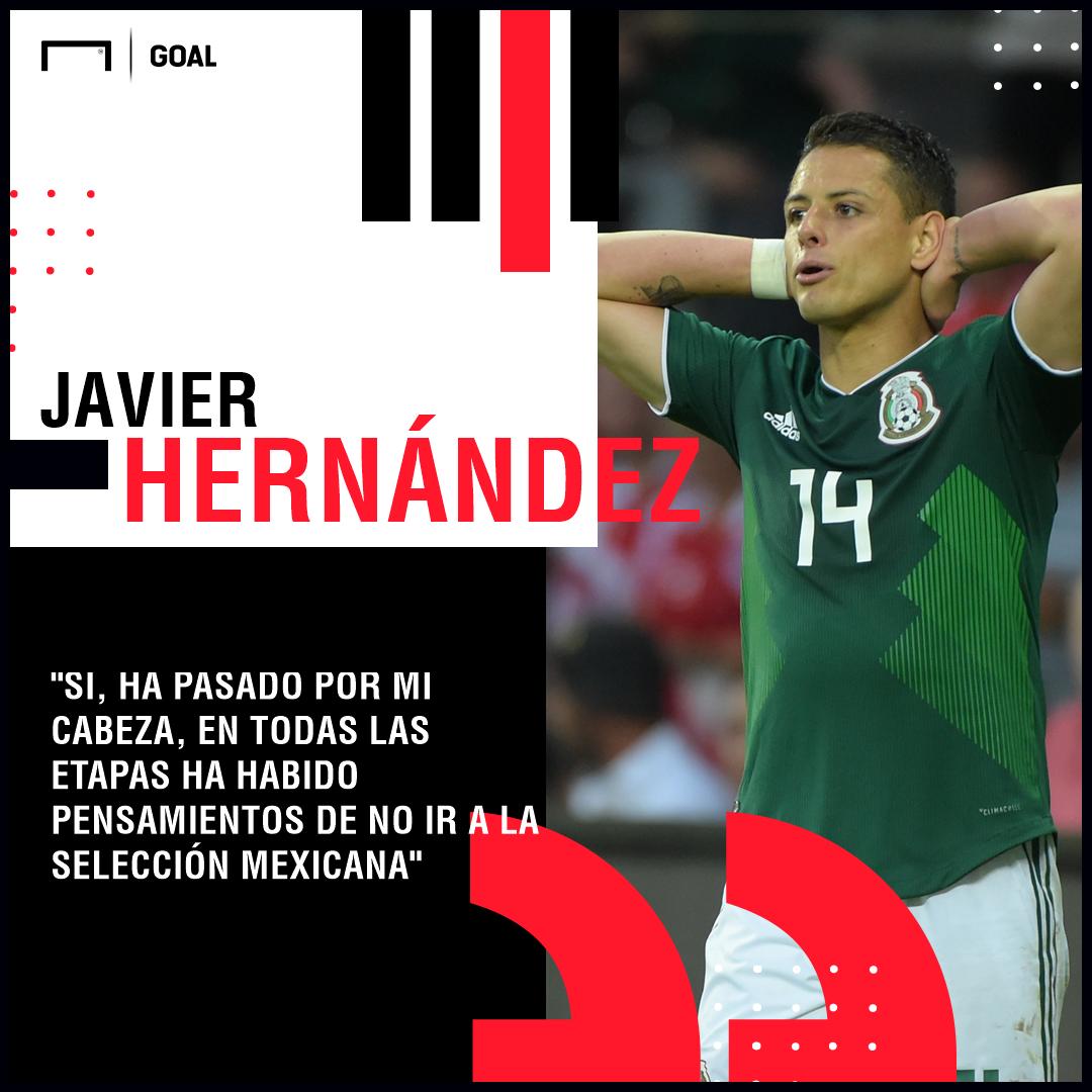 Javier Hernández PS