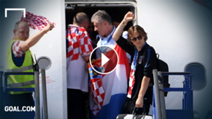 Luka Modric Croatia GFX