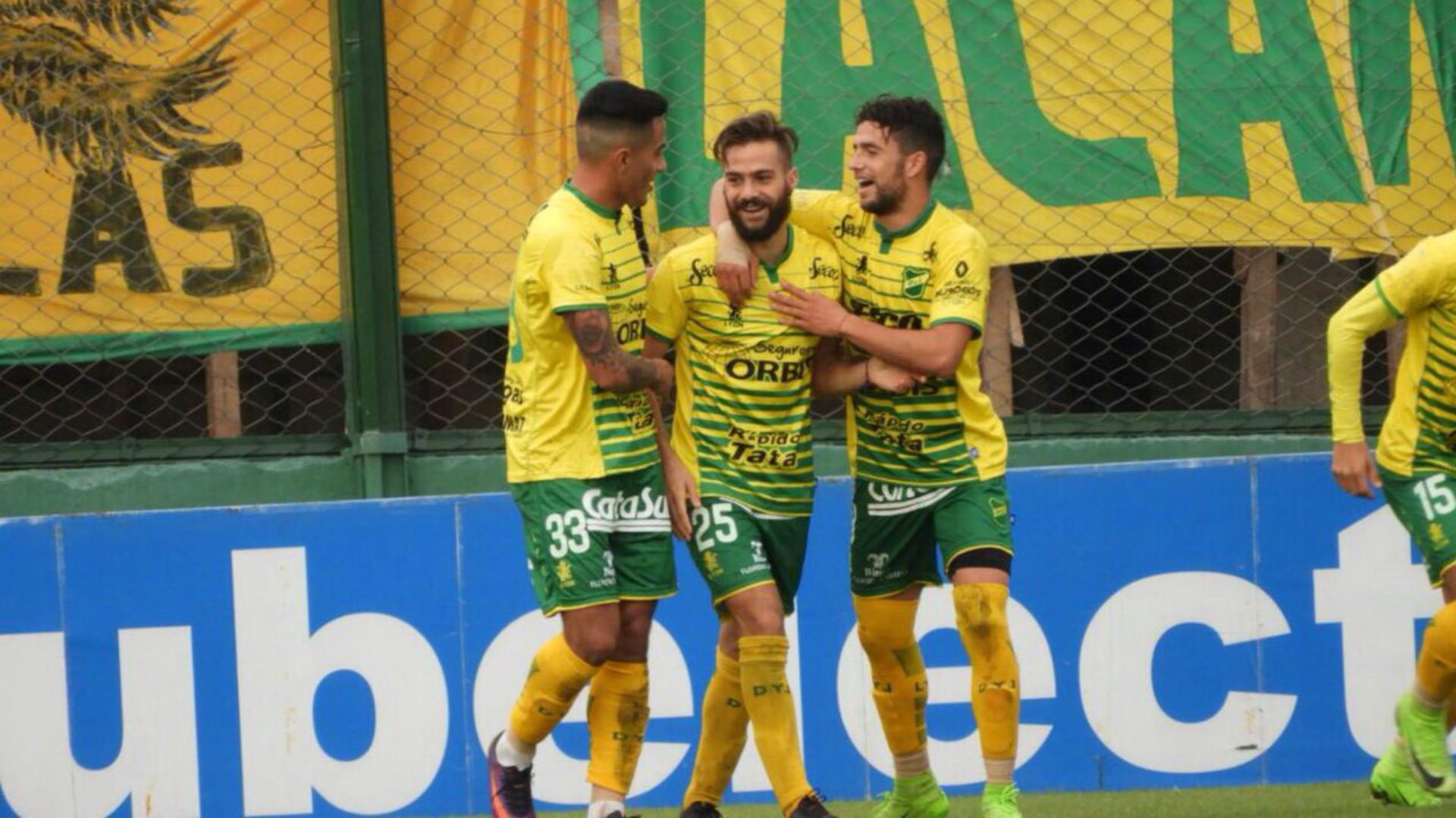 Andres Rios Defensa y Justicia Tigre Primera Division Argentina 28052017