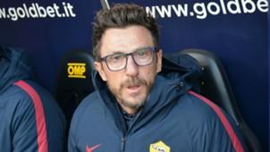 Genoa Roma Eusebio Di Francesco