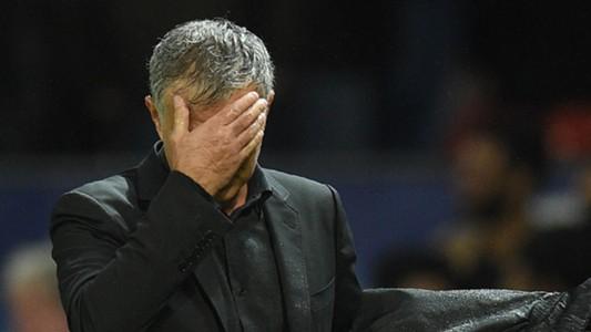 Mourinho Manchester United Basel 091217