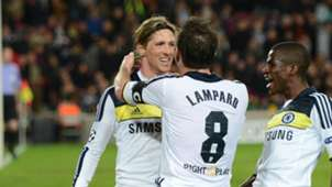 2019-08-23 Fernando Torres Frank Lampard