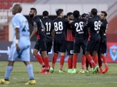 Dibba Al Fujairah vs. Al Ahli - AGL 03.02.2017