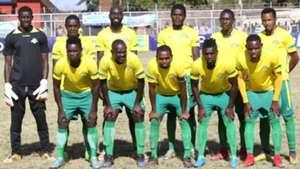 Kariobangi Sharks squad.