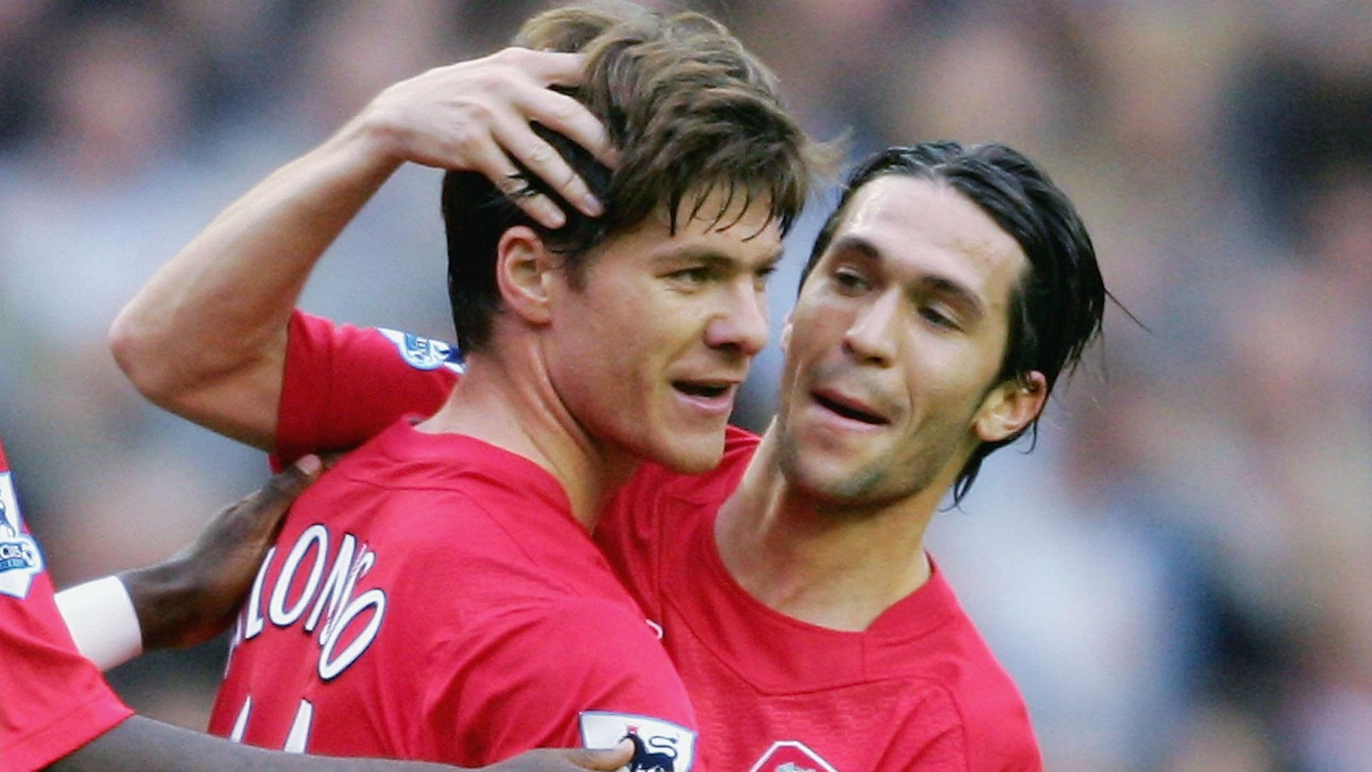Luis Garcia & Xabi Alonso Liverpool