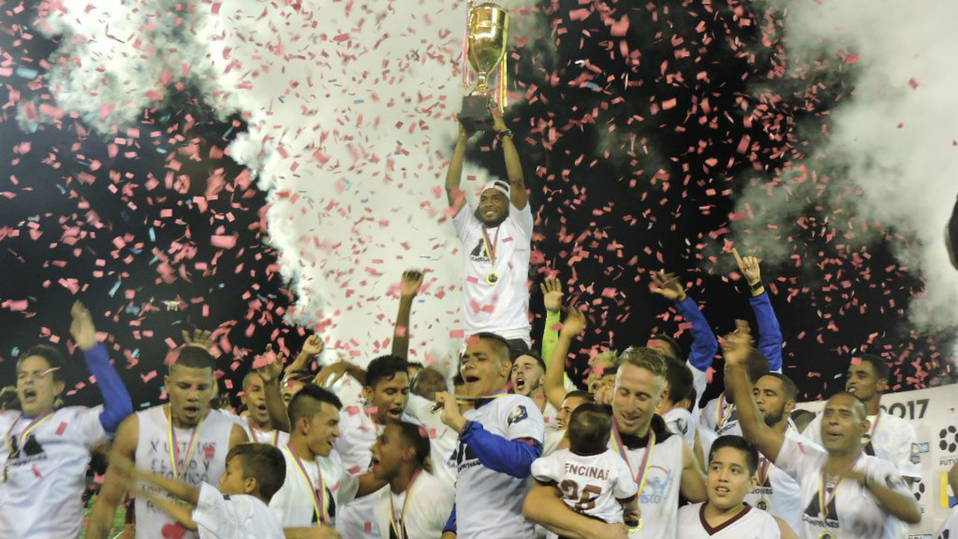 Monagas campeon 2017